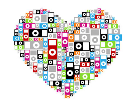 I <3 my iPod!!!!