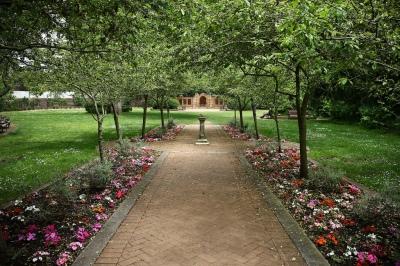The Shakespeare Garden in Golden Gate Park