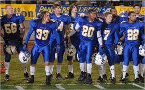 Friday Night Lights tv show image