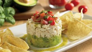 crab-and-avocado-stack